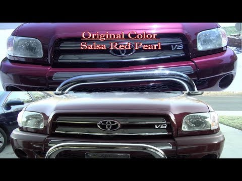 Xxx Mp4 2006 Toyota Tundra Paint Job Before Amp After In 4k 3gp Sex