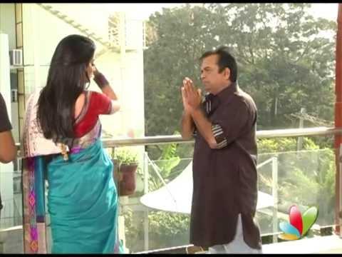 Shriya as Prostitute Pavithra Shooting Spot
