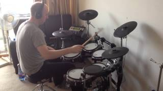 Phyllis Nelson - Move Closer (Roland TD-12 Drum Cover)