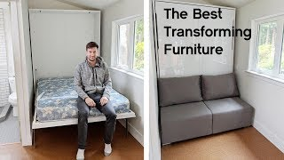 The Best Transforming Furniture Space Savers: Expand Furniture