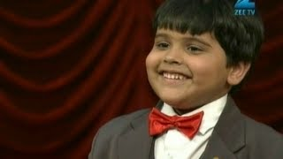 India's Best Dramebaaz March 24, 2013 - Yash & Pranit