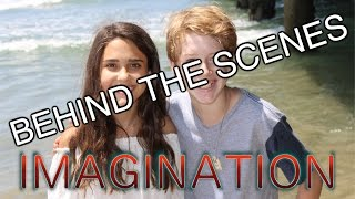 BEHIND THE SCENES Imagination -  Cover by Ky Baldwin - Shawn Mendes [HD]