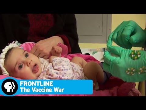 FRONTLINE The Vaccine War PBS