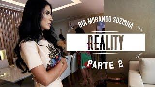 COMEÇARAM OS PROBLEMAS! REALITY #BIAMORANDOSOZINHA EP 02