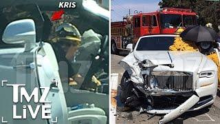 Kris Jenner: Brutal Car Wreck | TMZ Live