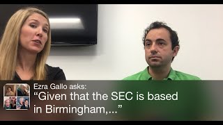 Given that the SEC is based in Birmingham, is moving media days to another city a viable opt...