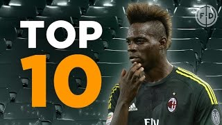10 Biggest Football Flops of 2015