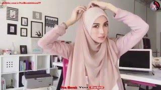 10 Gaya Dalam Satu Tudung - Anda Dilema Nak Pakai Hijab Bawal, Tapi Teringin Nak Menggayakan Shawl?