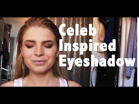 Celeb Inspo: Ashley Benson | 2 Step Smokey Eye