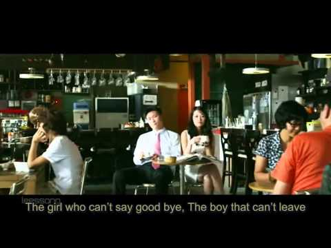 Leessang - Girl Who Can't Leave, Boy Who Can't Break Up MV HD Eng Sub