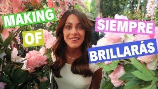 Making of: Siempre Brillarás (Born To Shine) #MakingOfTini | TINI