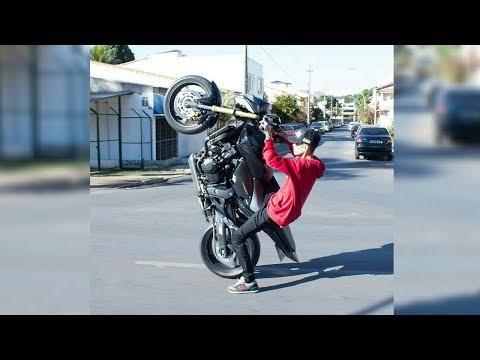 Louco Na Moto