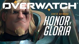 Corto animado de Overwatch: «Honor y gloria»