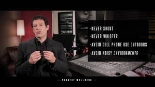 Atlantic Records Project Wellness - Screaming vs. Whispering