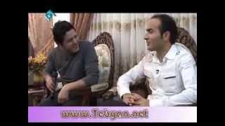 خنده دار ترین مصاحبه از یک هنرمند ( حسن ریوندی)