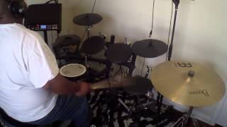 Casey J - Fill Me Up (Drum Cover) Jesus Culture