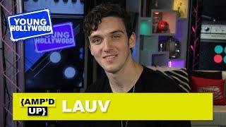 How Lauv Co-Wrote Cheat Codes & Demi Lovato