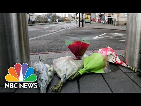 London Attack Tributes Pour In For Terror Victims NBC News
