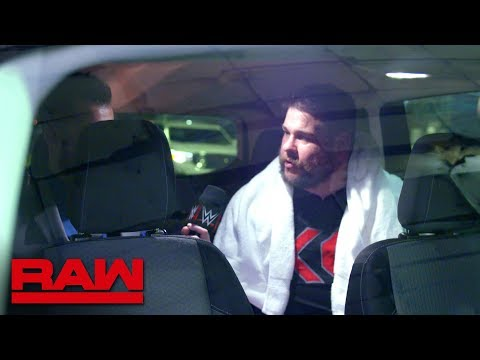 Xxx Mp4 Kevin Owens Is Ready To Hit The Road Before SummerSlam Raw Exclusive Aug 13 2018 3gp Sex