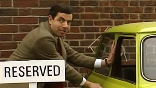 Attention Bean | Funny Clips | Mr Bean Official