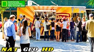 شارع المأكولات – أشخاص مرحون و مأكولات مرحة HD