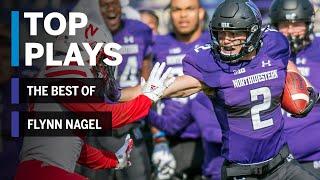 The Best of Flynn Nagel: 2018 Mid-Season Highlights | Northwestern | Big Ten Football