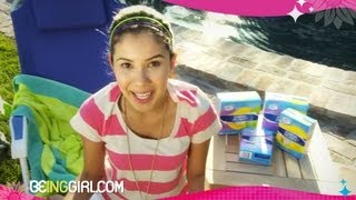 Why You Should Use A Tampax Tampon  | Tampon Traning Camp by BeingGirl