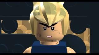 LEGO DBZ IMA SUPER SAIYAN!!!