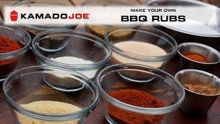 Kamado Joe - Make Your Own Rubs