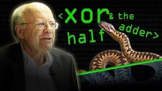 XOR & the Half Adder - Computerphile
