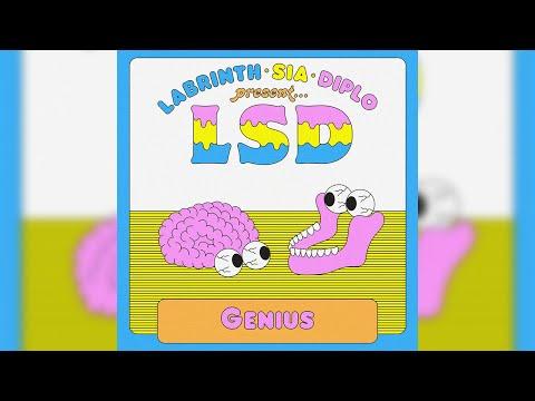 (Clean) LSD - Genius ft. Sia, Diplo, Labrinth