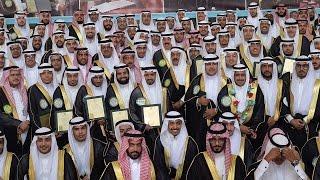 سمو الأمير متعب بن عبدالله يرعى حفل تخريج الدفعة ١٤من طلاب جامعة الملك سعود بن عبدالعزيز الصحية