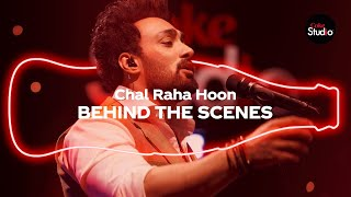 Coke Studio Season 12   Chal Raha Hoon   BTS   Umair Jaswal