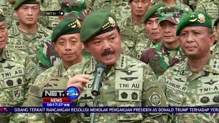 Panglima TNI Anulir SK Gatot Nurmantyo - NET 24