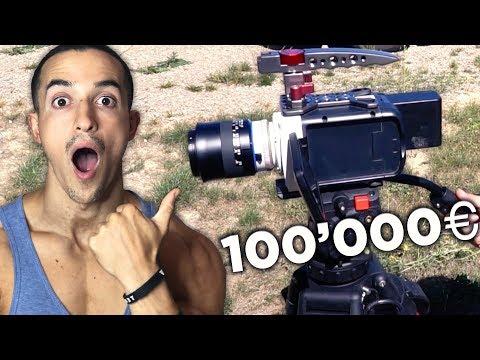 CETTE CAMERA COÛTE 100 000€