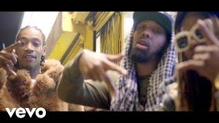 J.R. Donato - The Man ft. Wiz Khalifa, Chevy Woods