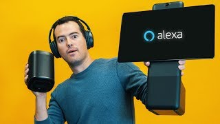 Best Connected Tech Gift Ideas (Alexa)