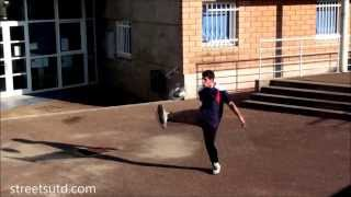 Rugby Ball Freestyle Tricks