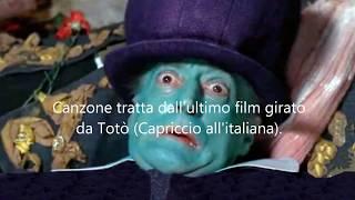 Cosa sono le nuvole testo di P.P. Pasolini Canta Antenore Bucci