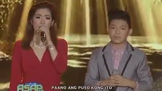 Kahit Isang Saglit  Duet Prod by Darren Espanto And Angeline Quinto