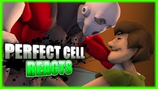 Perfect Cell Reacts To Jiren Vs Shaggy The Hidden Tournament of Power Contestant
