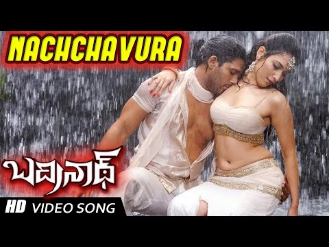 Xxx Mp4 Nachchavura Full Video Song Badrinath Movie Allu Arjun Tamanna 3gp Sex