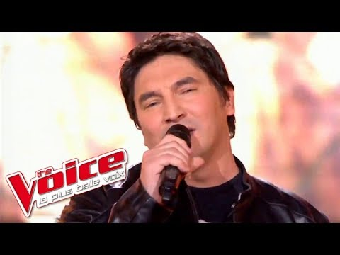 The Voice 2012 | Atef Sedkaoui  -  Highway to Hell (ACDC) | Prime 4