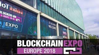 Blockchain Expo Amsterdam 2018: Highlights