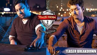Tamizh Padam 2 Official Teaser Breakdown | Shiva | Iswarya Menon