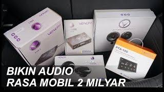 Cara Upgrade Audio Mobil Yang Oke