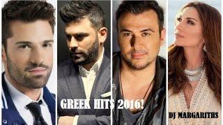 ►Greek Hits 2016 Mix-by Dj margariti◄