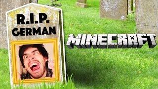 LA MUERTE DE GERMAN :( | Minecraft (8) - lele