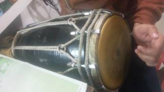 Learn how to play kehrwa taal on dholak lesson1