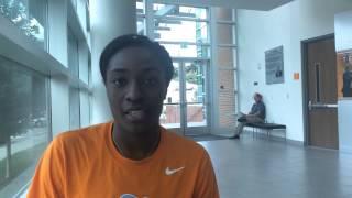 Jasmine Jones interview